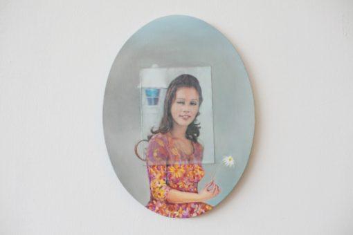Nina venus art 3d blinky girl 2