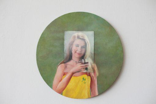 Nina venus art 3d blinky girl 8