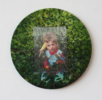 Nina venus art 3d little girl