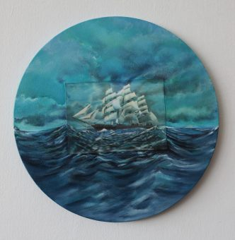 Nina venus art 3d rough sailing