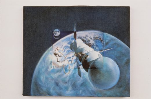 Nina venus art 3d space mission