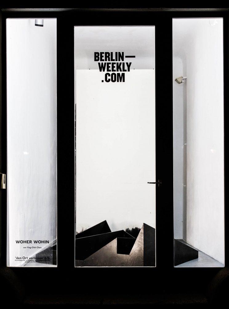 Nina venus curatorial den ort verlassen installationasansicht wohin woher 4000px