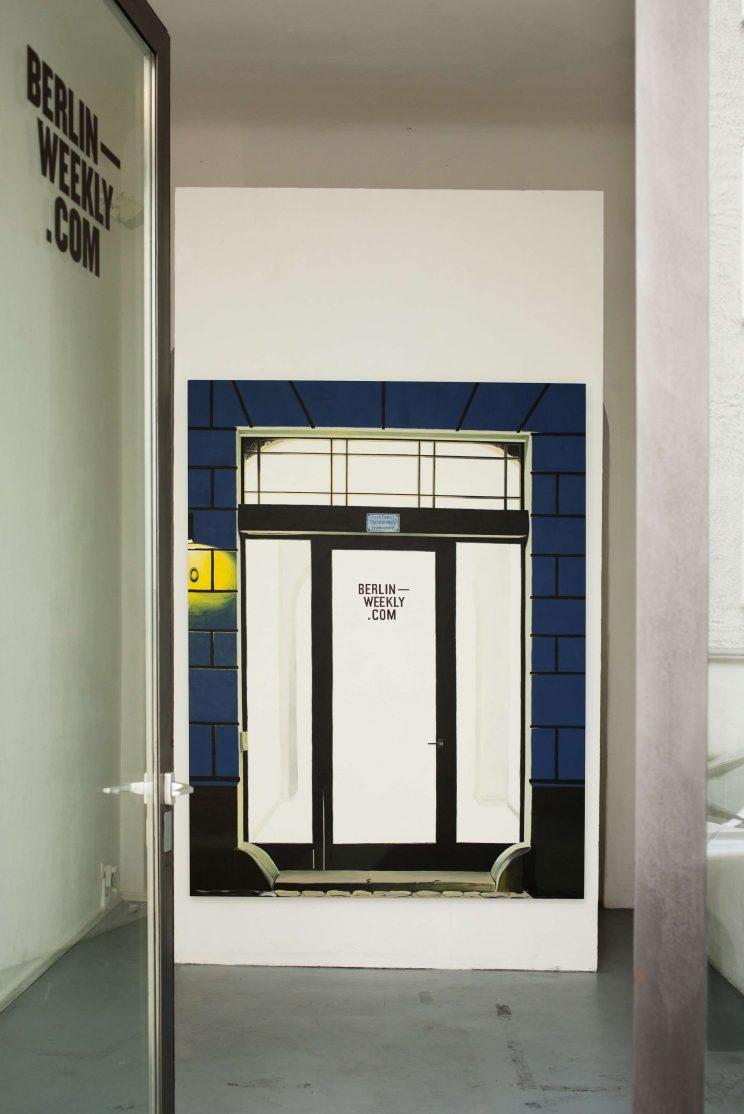 Nina venus curatorial den ort verlassen installationsansicht weitergehen 4000px