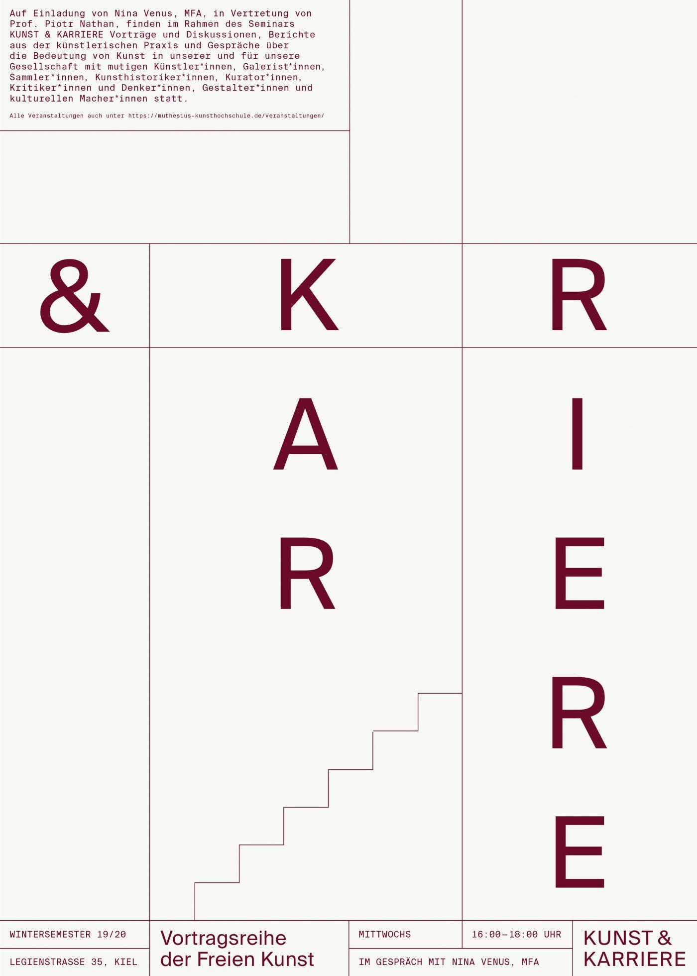 KUNST+KARRIERE